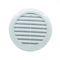 Круглая вентиляционная решетка для натяжных потолков — 100 мм