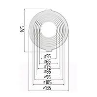 Платформа круглая универсальная для встроенных светильников 55-105 мм Рейтинг 5.00 из 5 на основе опроса 2пользователей(2 отзыва клиентов) 7,00грн. 6,00грн. В наличии (может быть предзаказано) Количество Платформа круглая универсальная для встроенных светильников 55-105 мм 1 В корзину Категория: Платформы для натяжных потолков ИзменитьПлатформа круглая универсальная для встроенных светильников 55-105 мм